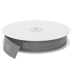 Toasted Crumpet National Trust Printed Ribbon
