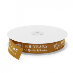 100 Years Of Quality Printed Ribbon