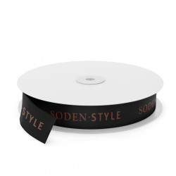 Soden Style Printed Ribbon