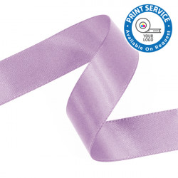 15mm Lavender Double Faced Satin Ribbon