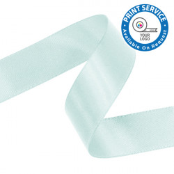 15mm Mineral Ice Double Faced Satin Ribbon
