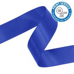 15mm Royal Blue Double Faced Satin Ribbon