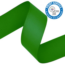 15mm Emerald Grosgrain Ribbon