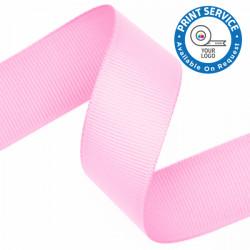 15mm Grosgrain Ribbon Light Pink