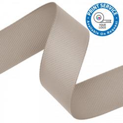 15mm Grosgrain Ribbon Natural