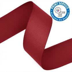 15mm Grosgrain Ribbon Red