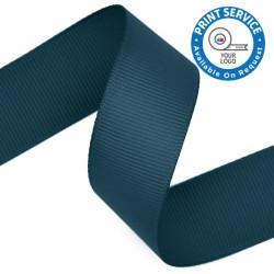 15mm Grosgrain Ribbon Teal