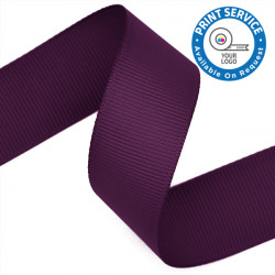 15mm Grosgrain Ribbon Violet