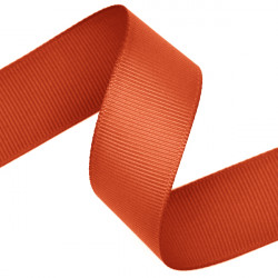 Torrid Orange Grosgrain Ribbon