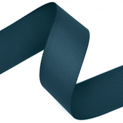 Teal Grosgrain Ribbon