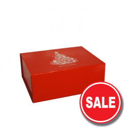 160mm Red Christmas Gift Boxes