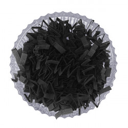 Black Zig Zag Paper