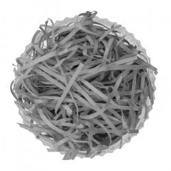 Grey Shredded Paper