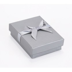 Silver Earring Boxes