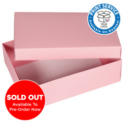 Large Pink Gift Boxes