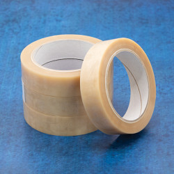 25mm Clear Tape