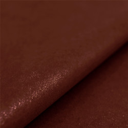 Chocolate Crystalized Tissue Paper