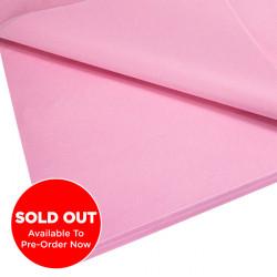Pastel Pink Tissue Paper