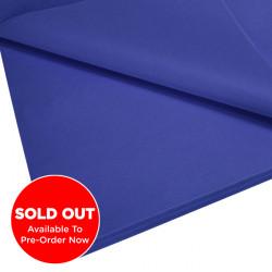 Royal Blue Tissue Paper
