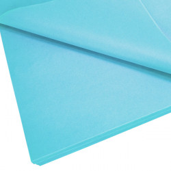 Aqua Blue Tissue Paper