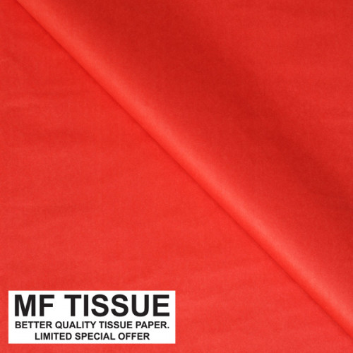 Red Tissue Paper - MF Special Offer