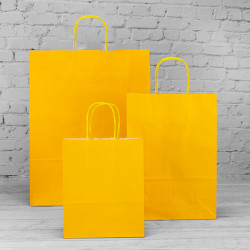 Sunflower Paper Carrier Bags