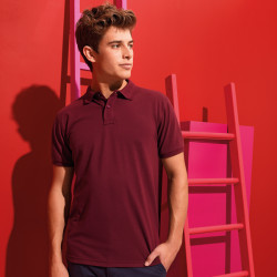 Men's Poly Cotton Blend Polo Shirts