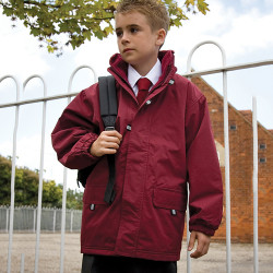 Junior Long School Jacket
