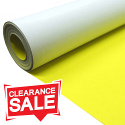 Yellow Poster Paper