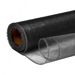 Black Organza Rolls