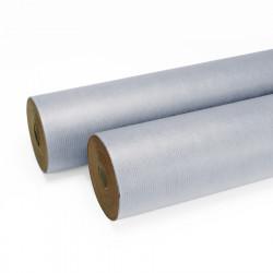 Metallic Silver Kraft Rolls