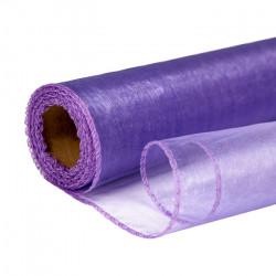 Violet Organza Rolls