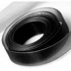 Black Chiffon Ribbon
