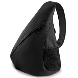 Black Monostrap School Bags