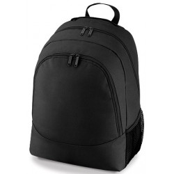 Black Universal School Rucksacks