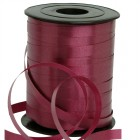 10mm Bordeaux Curling Ribbon