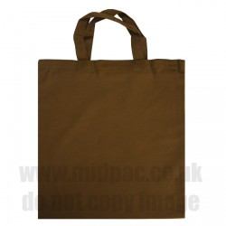 Medium Brown Canvas Bags