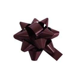 Burgundy Self Adhesive Bows
