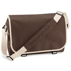 Chocolate School Messenger Bags