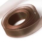 Chocolate Chiffon Ribbon