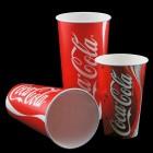 Coke Paper Cups
