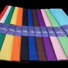Coloured Crepe Paper