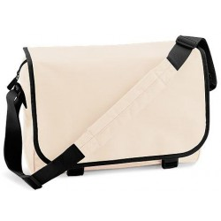 Cream School Messenger Bags
