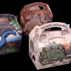 Childrens Meal Boxes Dino