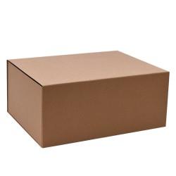 300mm Natural Kraft Magnetic Gift Boxes