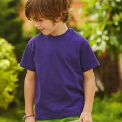 Childrens Fruit Of Loom TShirts