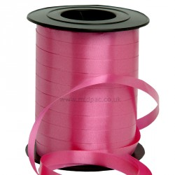 5mm Fuchsia Curling Ribbon