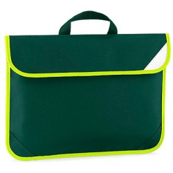 Green Enhanced School Book Bag
