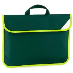 Green Enhanced School Book Bag