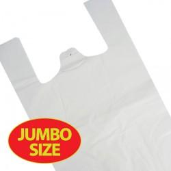 Jumbo Vest Carrier Bags